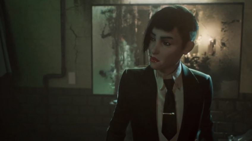 В новом трейлере Vampire: the Masquerade Swansong показали геймплей