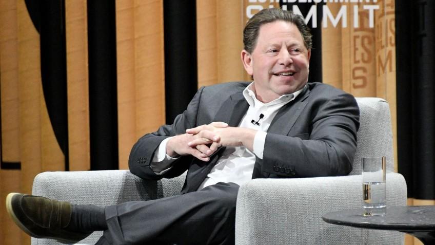 В 2017-м глава Activision заработал в 306 раз больше рядового сотрудника компании