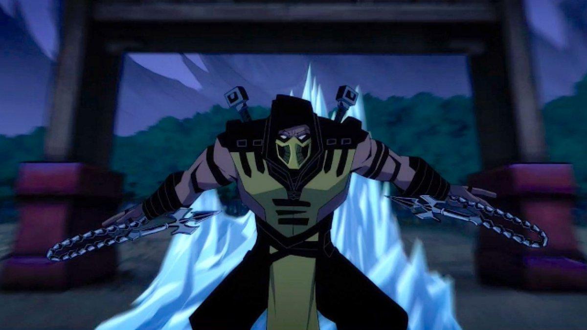 Журналисты разобрали отсылки в новом мультфильме по Mortal Kombat к играм серии