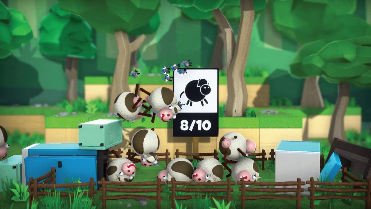 Симулятор супермух Bug Academy успешно собрал деньги на Kickstarter