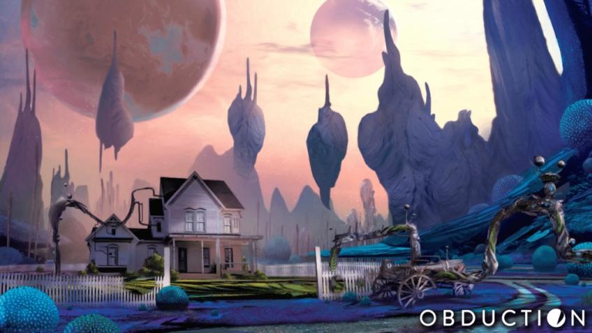 Авторы Myst объявили дату выхода своего нового проекта Obduction