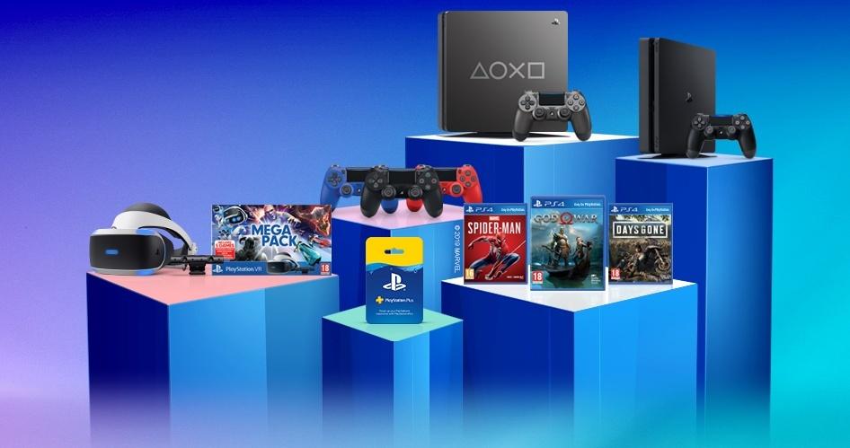 «Время играть»: стартовала глобальная распродажа Sony в рознице и PS Store