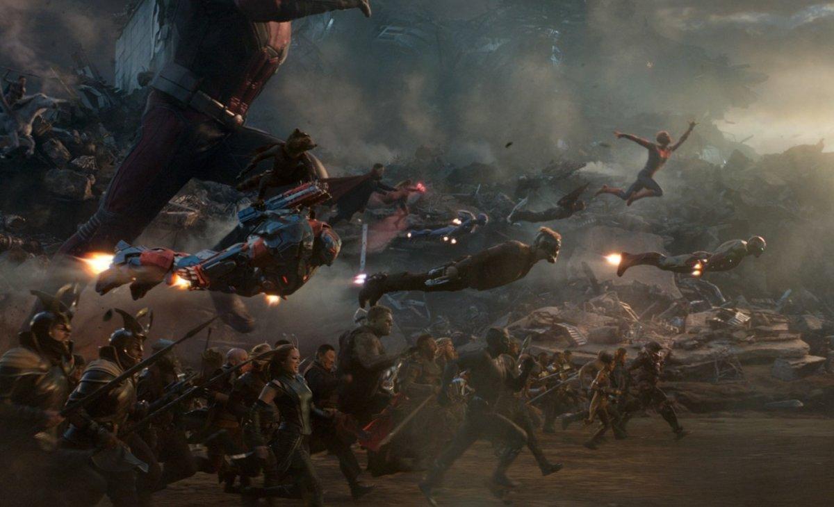 В Disney назвали города России, в которых покажут перезапуск «Мстители: Финал»