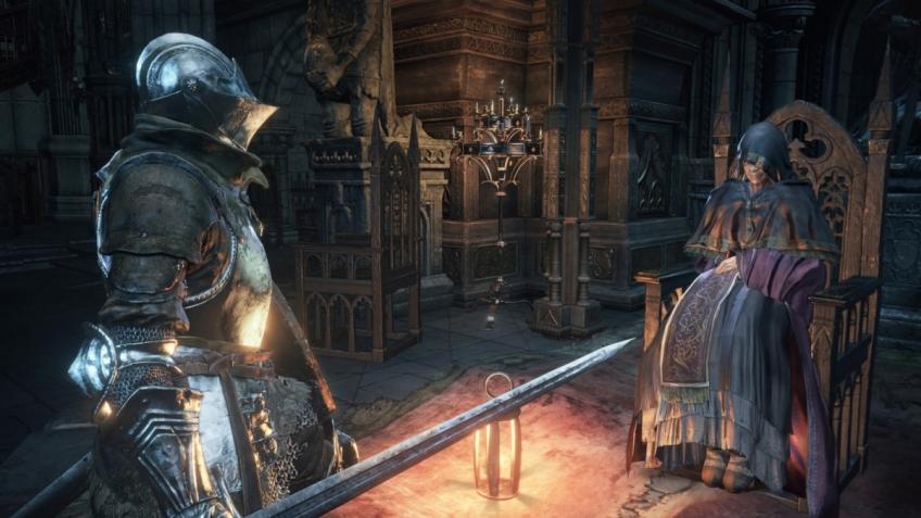 В PS4Pro-версии Dark Souls3 вырастет частота кадров