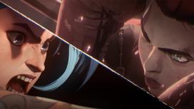 Netflix показал дебютный ролик «Аркейн» — мультсериала по League of Legends
