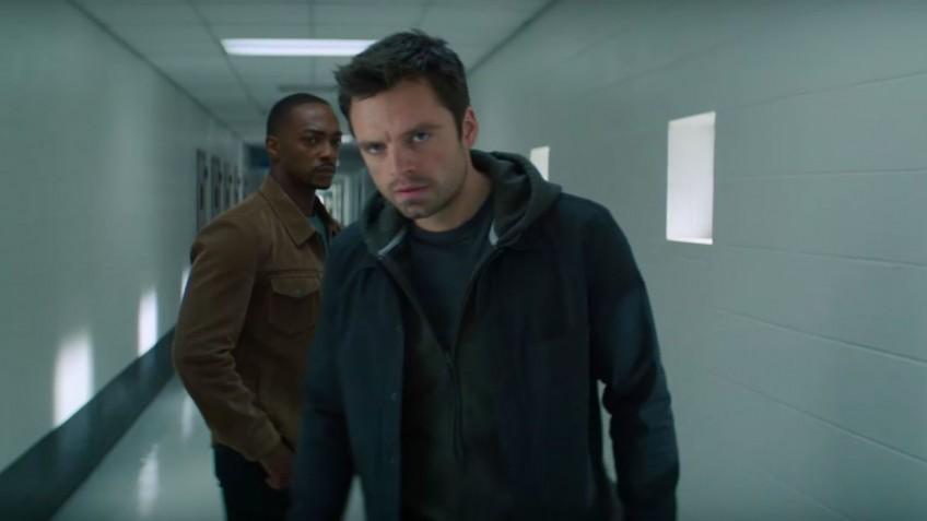 «Сокол и Зимний солдат» по масштабу не уступает фильмам Marvel