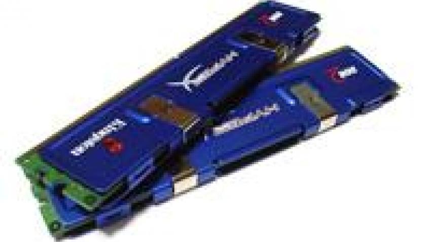 HyperX DDR3 прошла сертификацию SLI