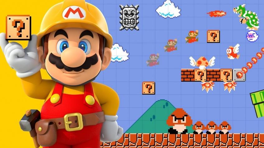 В Super Mario Maker создали работающий калькулятор