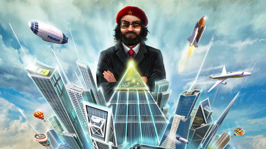 Tropico5 в течение суток отдают в Epic Games Store