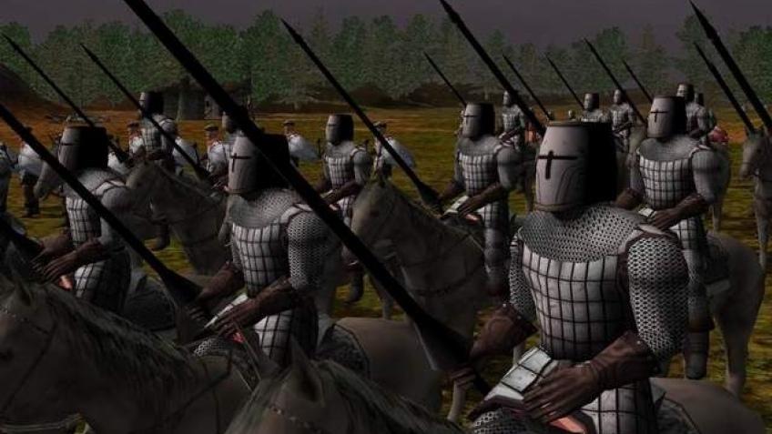 Открылся сайт Highland Warriors