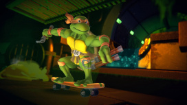 Официальный турнир по Nickelodeon All-Star Brawl забанил Микеланджело