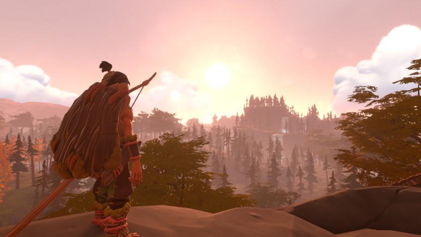 В Epic Games Store началась бесплатная раздача приключенческого боевика Pine