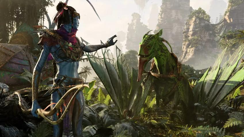 Первый трейлер Avatar: Frontiers of Pandora. Релиз состоится в 2022 году