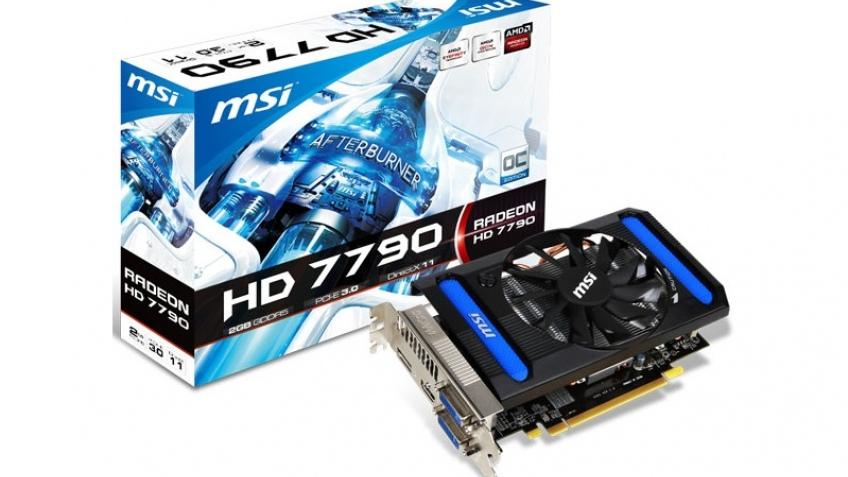 MSI удвоила объем памяти Radeon HD 7790