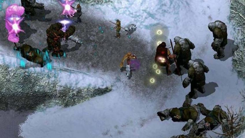 Сайт Icewind Dale II
