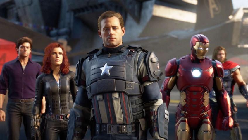 В сеть утёк геймплейный ролик «Мстителей» с Comic-Con