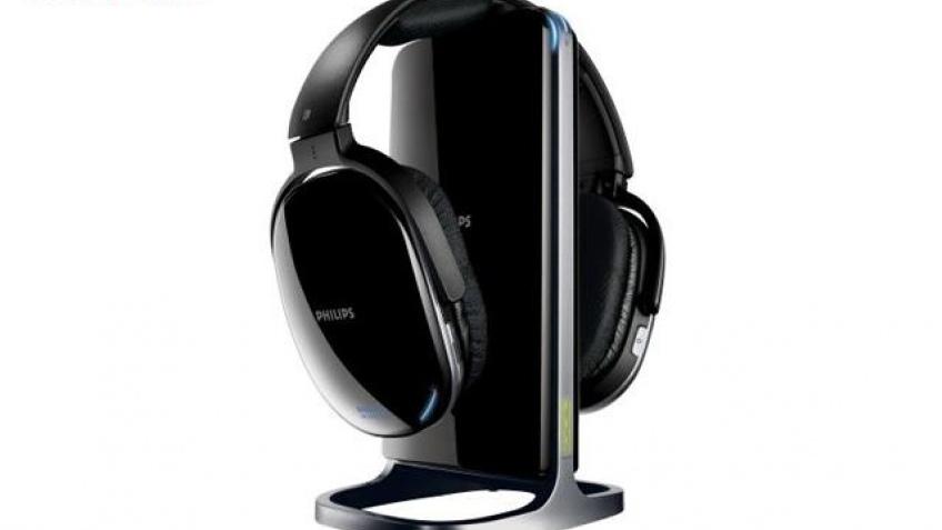 Беспроводные «уши» Philips