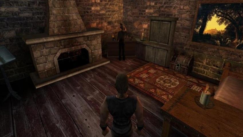 Новое видео Gothic II