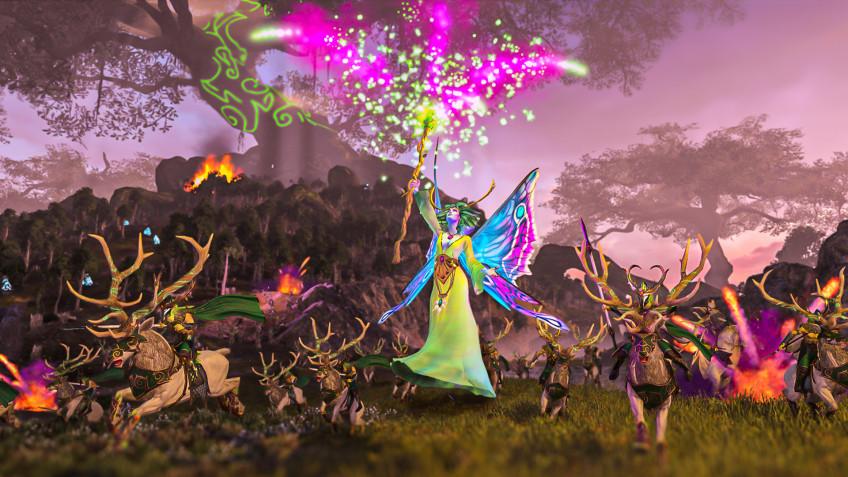 Авторы Total War: Warhammer II анонсировали набор The Twisted & The Twilight