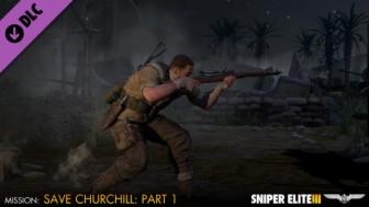 Фанаты Sniper Elite3 спасут Черчилля