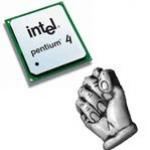 Поддельные Pentium4