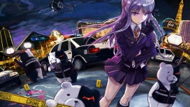 Визуальный роман Danganronpa3 выйдет на PS4 и PS Vita