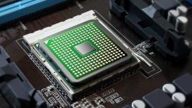 Вот так выглядит процессор VIA CenTaur