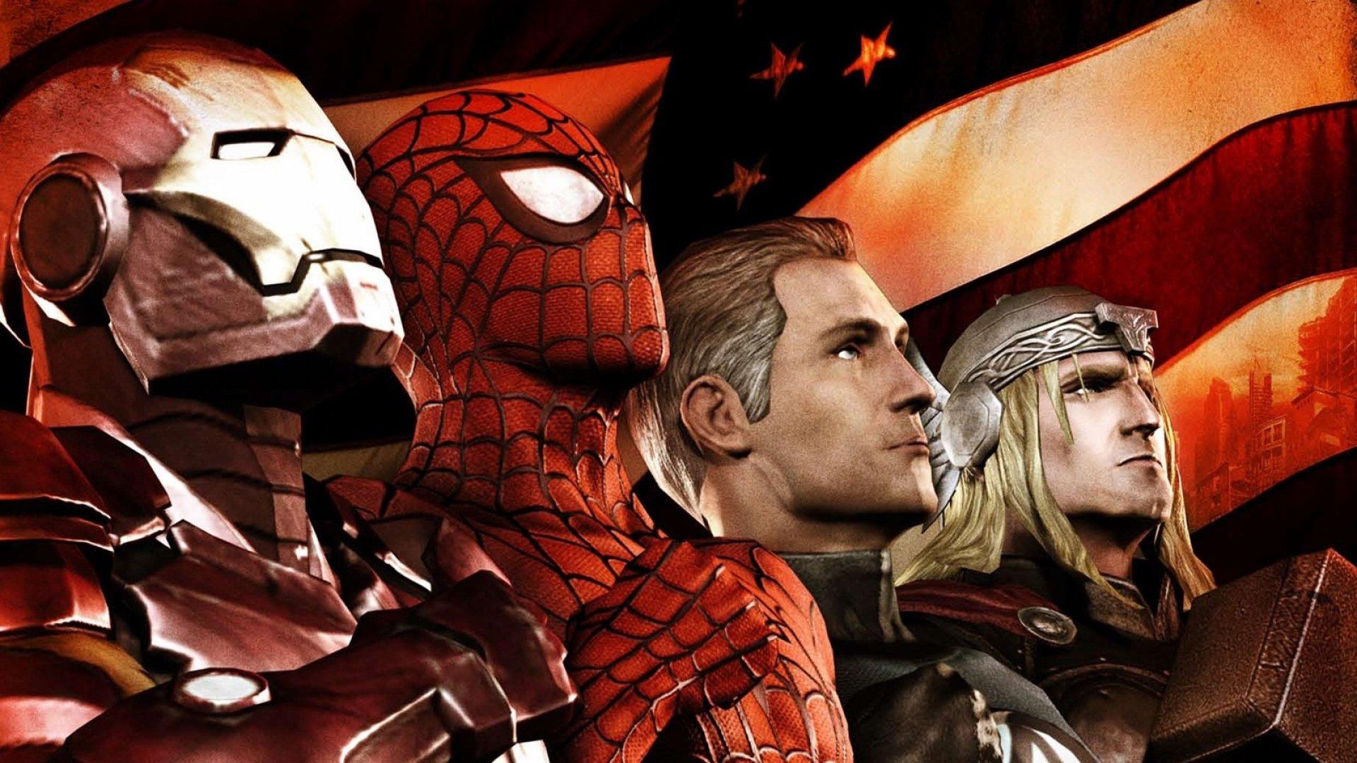 Marvel Ultimate Alliance2 внезапно вернули в продажу для PS4 — анонса не было
