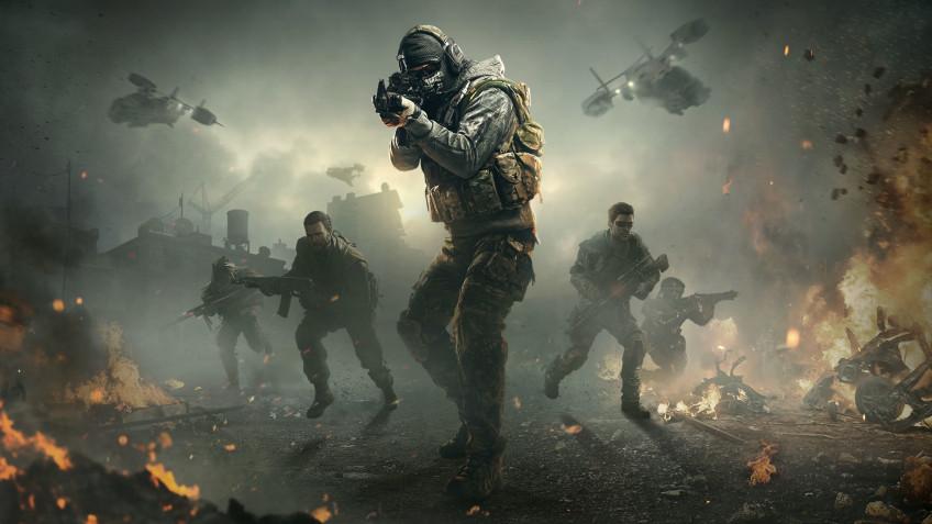Call of Duty: Mobile заработала14 млн долларов за первую неделю в Китае