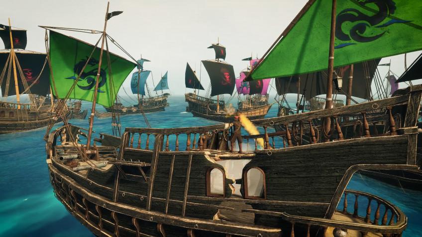 Королевскую битву Out of Reach: Treasure Royale вынесли на Kickstarter
