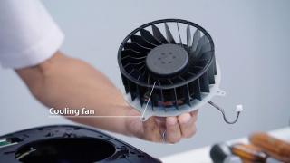 Скорость вращения вентилятора PS5 будут оптимизировать патчами