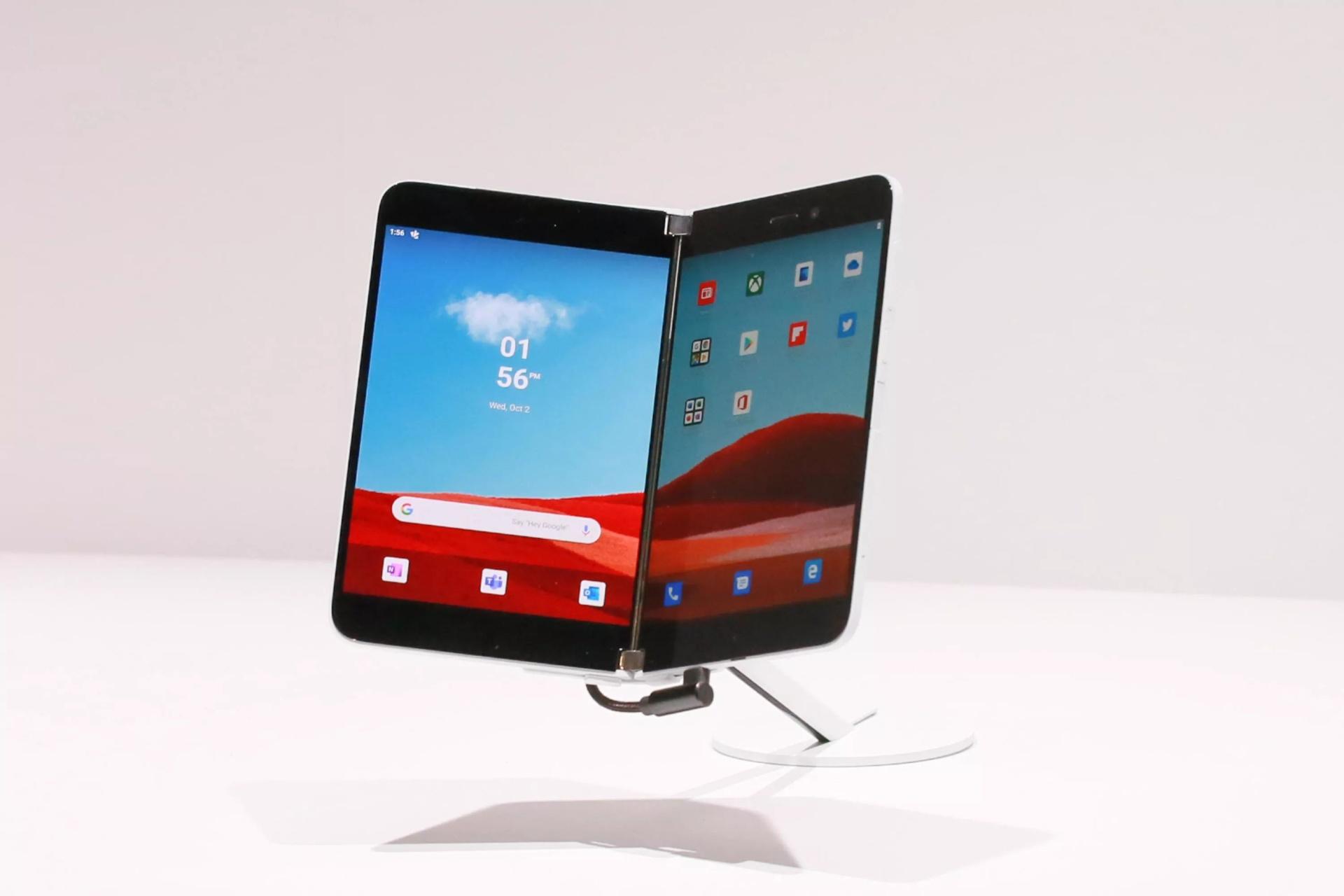 Разработчики призвали Microsoft перевести смартфон Surface Duo на Windows