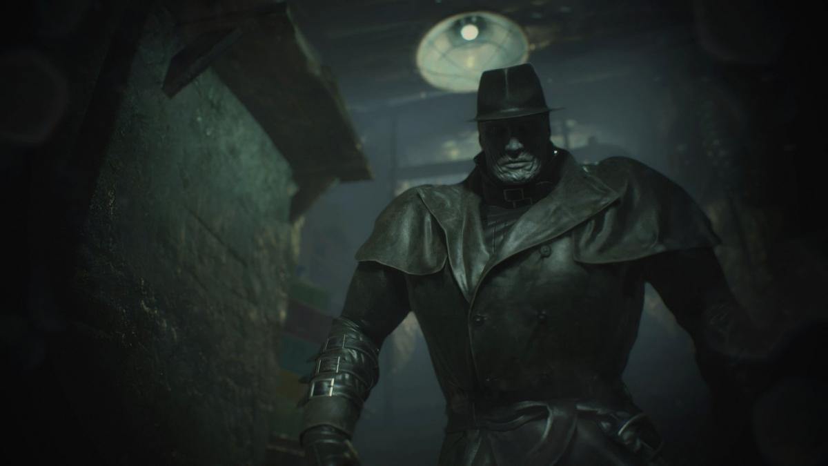 Для ремейка Resident Evil2 сделали мод с песней DMX для Мистера Икс
