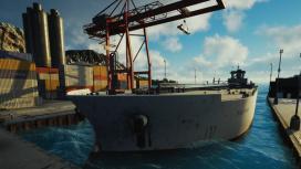 Ships 2022 поручит нам управление морским портом
