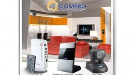 Новинки компании Compro