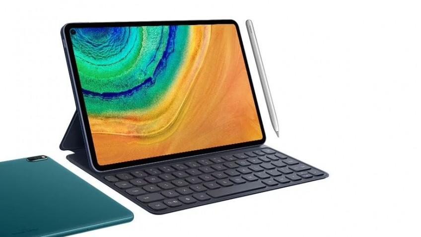 Huawei MatePad Pro: представлен самый мощный в мире планшет на Android