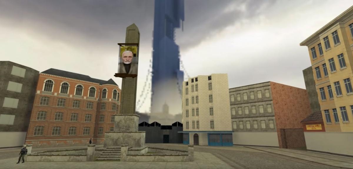 Энтузиасты переносят Half-Life2 на движок первой Half-Life
