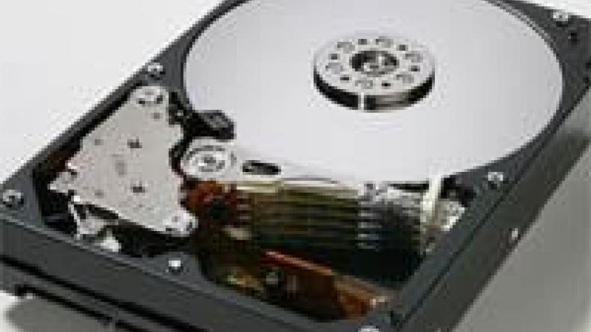 Hitachi повышает плотность записи