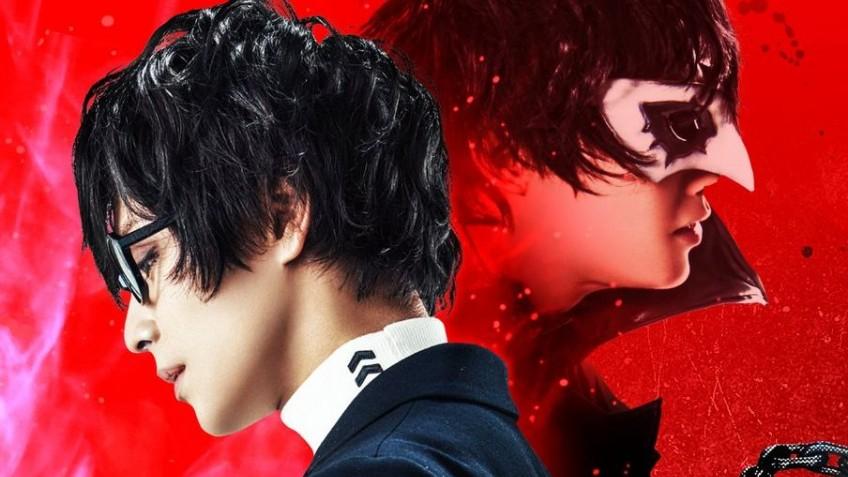 В Японии ставят спектакль по Persona5