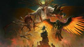 Deep Silver анонсировала тёмное фэнтези Gods Will Fall