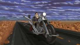 Поклонники квеста Full Throttle нарисовали 3D-трейлер игры