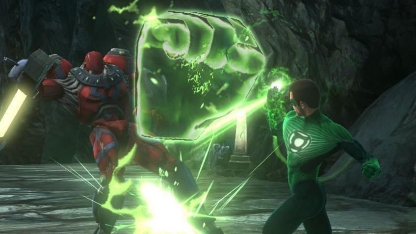 зеленый фонарь скачать игру на пк