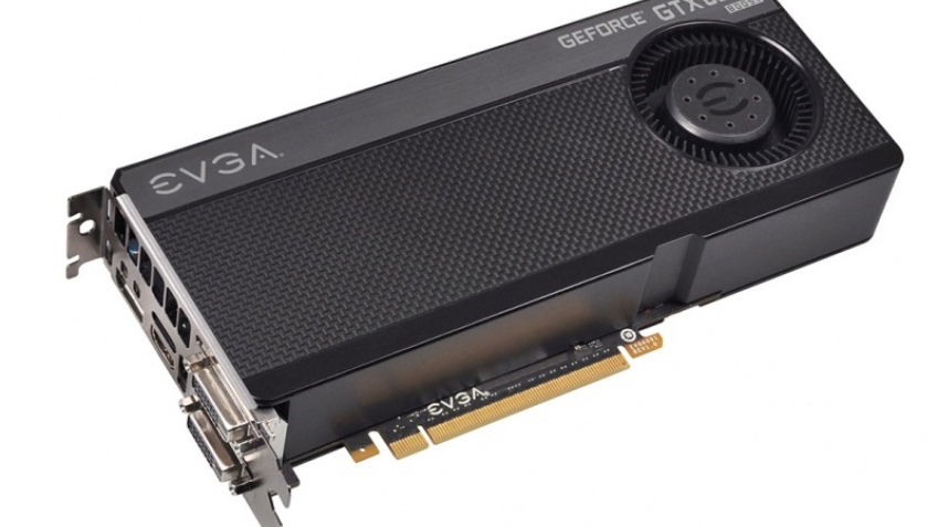 EVGA представила самую быструю GeForce GTX 650 Ti Boost