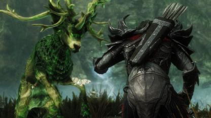 Для Skyrim вышел мод в стиле «высокого» фэнтези — больше ста новых существ