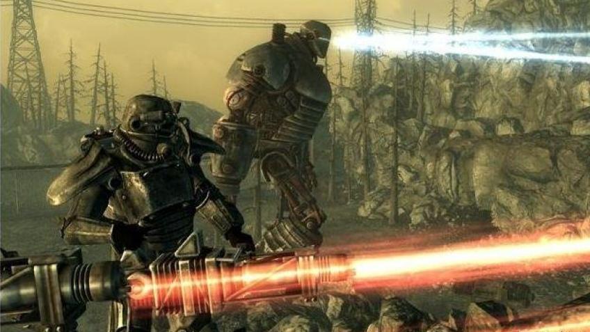 Fallout 3 уперлась в потолок