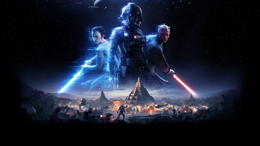 Героиню Star Wars Battlefront 2 представили в трейлере The Story of an Imperial Soldier