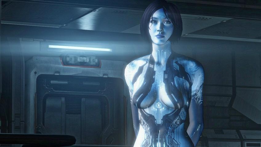 Директор Halo рассказал, почему Кортана голая