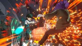 Bandai Namco представила злодеев My Hero One's Justice2