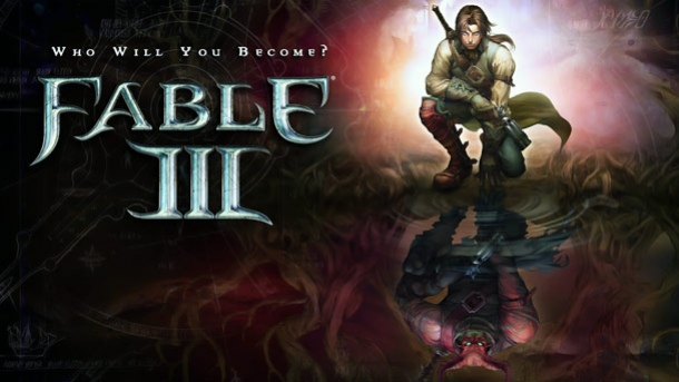 Fable3 — первый шаг навстречу PC