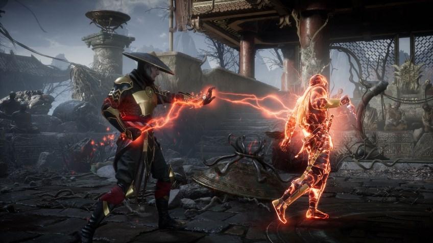 Ютубер показал, как Fatal Blows из Mortal Kombat11 выглядят со стороны